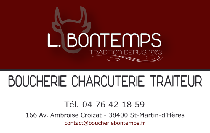Boucherie Bontemps